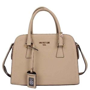 Nicole Lee satchel handbag